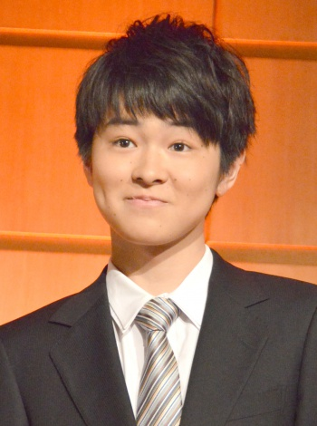 舞台『真田十勇士』制作発表会に出席した望月歩 (C)ORICON NewS inc.