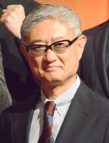舞台『真田十勇士』制作発表会に出席した堤幸彦氏 (C)ORICON NewS inc.