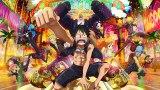 観客動員が100万人を突破した映画『ONE PIECE FILM GOLD』 (C)尾田栄一郎/2016「ワンピース」製作委員会