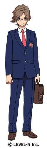 浅海輝(CV:入野自由)=『メガトン級ムサシ』より