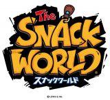 クロスメディアプロジェクト第4弾『スナックワールド』ロゴ