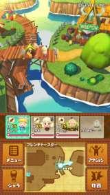 『スナックワールド』ゲーム画面