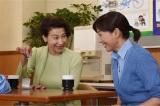 テレビ朝日系ドラマ『女たちの特捜最前線』第2話ゲストは前田美波里(左)(C)テレビ朝日