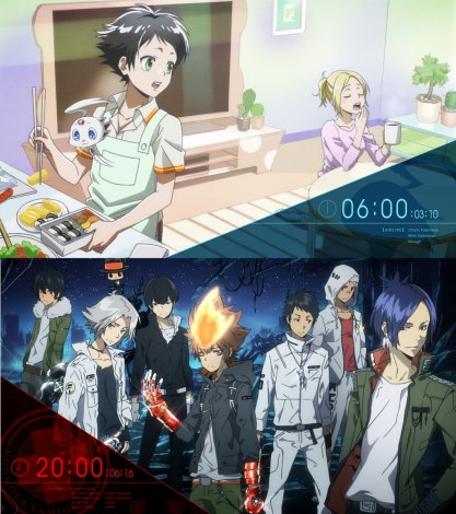 Reborn 6年ぶり新作アニメ 天野明展 でコラボ映像が上映 Oricon News
