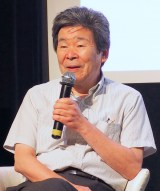『火垂るの墓』について語った高畑勲氏 (C)ORICON NewS inc.