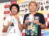 (左から)トータルテンボス・藤田憲右、千原兄弟・千原せいじ (C)ORICON NewS inc.