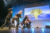 東京・豊洲ピットで開催された『ライオンスペシャル「第36回全国高等学校クイズ選手権」』の全国一斉大会関東会場に応援アーティストとして出演した超特急