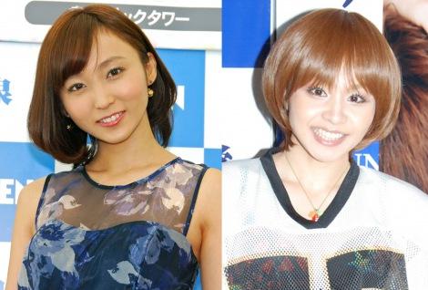 吉木りさ(左)とmisono (C)ORICON NewS inc.