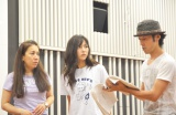 舞台FIRE HIP'S第8回公演「海の家の物語」の稽古の様子 (C)oricon ME inc.