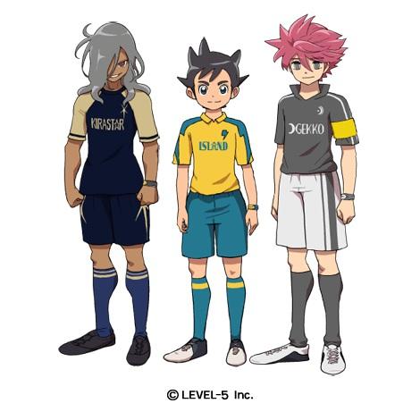 シリーズ初 3人の主人公で描くストーリー