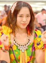 新曲『サンバ!こぶしジャネイロ/バッチ来い青春!/オラはにんきもの』発売記念イベントに出席したこぶしファクトリー・小川麗奈(16) (C)ORICON NewS inc.