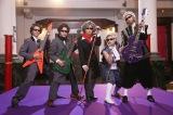 氣志團のメンバーが天才音楽家に扮して『劇場版仮面ライダーゴースト100の眼魂とゴースト運命の瞬間』(8月6日公開)に出演(C)石森プロ・テレビ朝日・ADK・東映(C)2016テレビ朝日・東映AG・東映