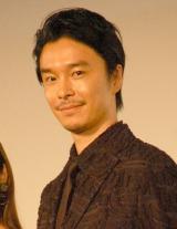 映画『シン・ゴジラ』初日舞台あいさつに出席した長谷川博己 (C)ORICON NewS inc.