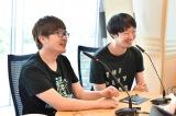 文化放送『大竹まこと ゴールデンラジオ!』に出演したラバーガール(左から)飛永翼、大水洋介