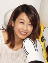 『誕生60周年記念 ミッフィー展』開幕記念イベントに出席した加藤綾子アナウンサー (C)ORICON NewS inc.