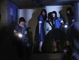 ドラマ『ほんとにあった怖い話』に出演する乃木坂46(C)フジテレビ