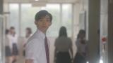 生徒会長・兵頭誠の激ピュアが爆発(C)どーるる/comico/「こえ恋」製作委員会