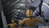 「機動戦士ガンダム THE ORIGIN IV 運命の前夜」場面カット (C)創通・サンライズ