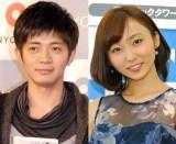 ブログで交際宣言をした(左から)和田正人&吉木りさ (C)ORICON NewS inc.