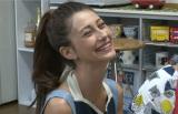 日本テレビ系バラエティ『解決!ナイナイアンサー』(毎週火曜 後9:00)で噂の彼と同棲していることを明かしたダレノガレ明美 (C)日本テレビ
