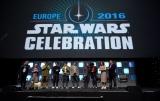 『スター・ウォーズ・セレブレーション・ヨーロッパ2016』最終日は『スター・ウォーズ/エピソード8』(2017年公開)と若き日のハン・ソロが主人公の映画(2018年公開予定)について語られた