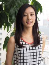 ORICON STYLEのインタビューに応じた中島亜梨沙 (C)ORICON NewS inc.