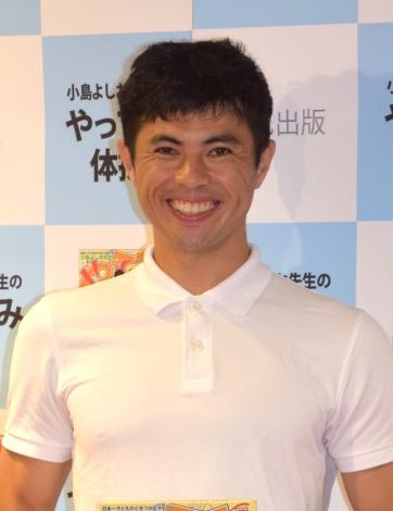 結婚発表後、初めて公の場に登場した小島よしお (C)ORICON NewS inc.