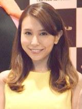 人気アニメの英語主題歌の日本語訳詞と歌唱を担当するMay J. (C)ORICON NewS inc.