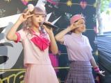 デビューシングル「Bye Bye」お披露目イベントに出席した藤田ニコル (C)ORICON NewS inc.