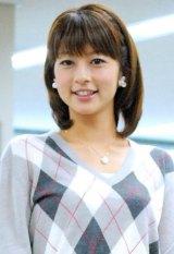 『めざましテレビ』の5代目MCを務める、フジテレビ・生野陽子アナウンサーは3位に