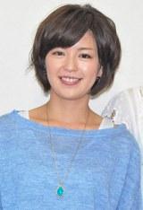 『第8回 好きな女性アナウンサーランキング』6位に選ばれた、フジテレビ・中野美奈子アナウンサー (C)ORICON DD inc.