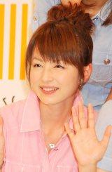 『第8回 好きな女性アナウンサーランキング』9位に選ばれた、フジテレビ・平井理央アナウンサー (C)ORICON DD inc.