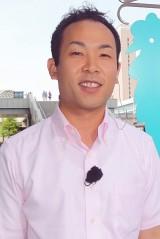 """天達武史が""""好きなお天気キャスター""""3連覇を達成"""