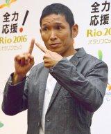 三宅健の手話を絶賛した手話キャスターの早瀬憲太郎 (C)ORICON NewS inc.