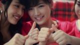 「指ハート」ポーズで応援〜AKB48総選挙選抜シングル「LOVE TRIP」MVより