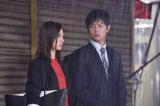 日本テレビ系連続ドラマ『家売るオンナ』に出演する(左から)北川景子、工藤阿須加 (C)日本テレビ