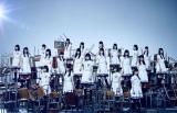 8月10日に2ndシングルをリリースする欅坂46