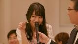 AKB48新曲「しあわせを分けなさい」MVより 新婦を祝福する北原里英
