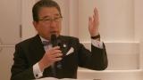 AKB48新曲「しあわせを分けなさい」MVより 結婚披露宴司会を務めた徳光和夫アナ