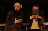 デートっぽい?親友役を演じる東出昌大と福士蒼汰(C)2016「ぼくは明日、昨日のきみとデートする」製作委員会