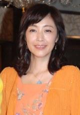 ドラマ『ノンママ白書』記者会見に出席した菊池桃子 (C)ORICON NewS inc.