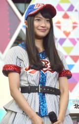 『熱闘甲子園』体感ステージに登場したNGT48・北原里英 (C)ORICON NewS inc.