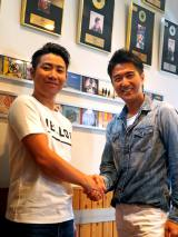 駒大苫小牧でマー君の後輩だった元球児が「Ryo」名義で歌手デビュー。叔父にあたるDEENのボーカル・池森秀一がプロデュースを担当 (C)ORICON NewS inc.