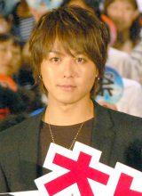 映画『HiGH&LOW THE MOVIE』大ヒット舞台あいさつに出席したTAKAHIRO (C)ORICON NewS inc.