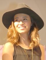 ブログで妊娠を発表した山中美智子 (C)ORICON NewS inc.