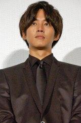 映画『秘密 THE TOP SECRET』初日舞台あいさつに出席した松坂桃李 (C)ORICON NewS inc.