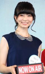 『キミコエ・オーディション』最終審査で選出された飯野美紗子さん (C)ORICON NewS inc.