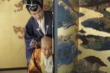 第15回より。大坂編がスタートした回。主人公・真田信繁(堺雅人)は思いもよらない形で秀吉と出会う(C)NHK