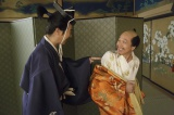 NHK大河ドラマ『真田丸』第15回より。信繁は思いもよらない形で秀吉と出会う(C)NHK