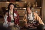 NHK大河ドラマ『真田丸』第16回より。寧のもとを訪れた秀吉は…